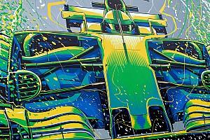 Формула 1 Топ список Гран Прі Бразилії: найкращі світлини Ф1 четверга