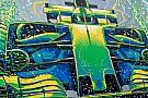 Fórmula 1 GALERIA: As artes que apareceram nos circuitos em 2017
