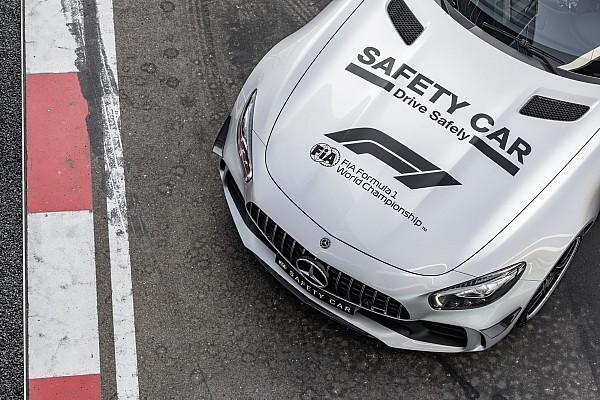 Формула 1 Новость У Формулы 1 будет новая машина безопасности