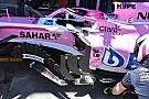 Formula 1 Force India: quante novità aerodinamiche sulla VJM11 (e non solo)