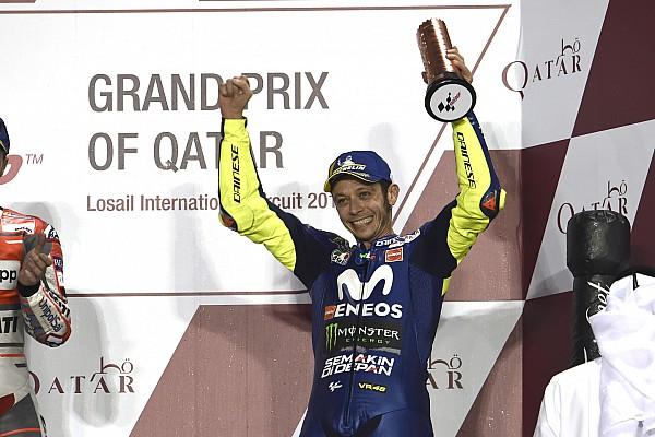 MotoGP Reactions Torehan podium Qatar, Rossi buktikan belum tua