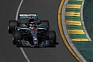 F1 F1開幕! FP1はハミルトンが首位。マクラーレンまたしてもトラブル