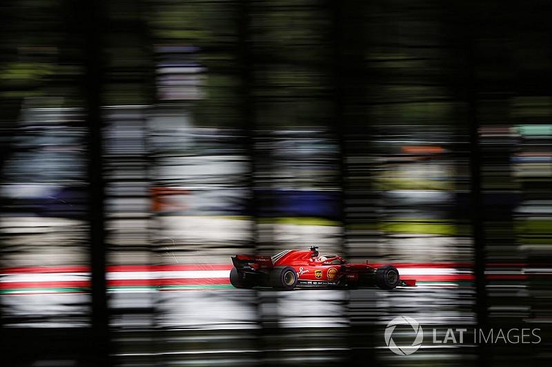 Vettel admite ventaja de Mercedes en Austria