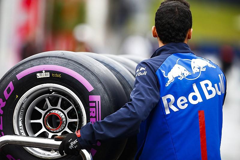 Pirelli привезет на Гран При Мексики HyperSoft