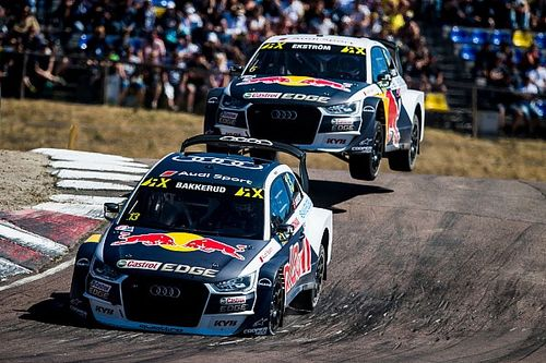 Akhir 2018, Audi mundur dari World RX