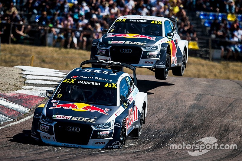 audi to withdraw from world rallycross. Black Bedroom Furniture Sets. Home Design Ideas