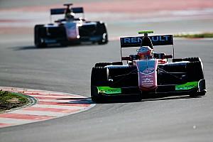 GP3 Crónica de test ART lidera en las pruebas de GP3, con Calderón 7°