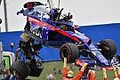 Fórmula 1 Honda evalúa