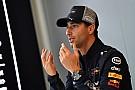 Ricciardo s'attend à une pénalité moteur prochainement