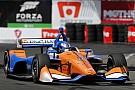 IndyCar EL - Dixon le plus rapide vendredi, Sato dans le mur