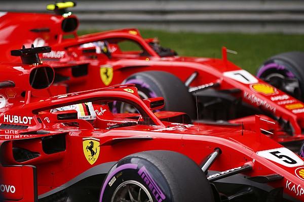 Formule 1 Actualités Ferrari favorise déjà Vettel au détriment de Räikkönen, selon Symonds