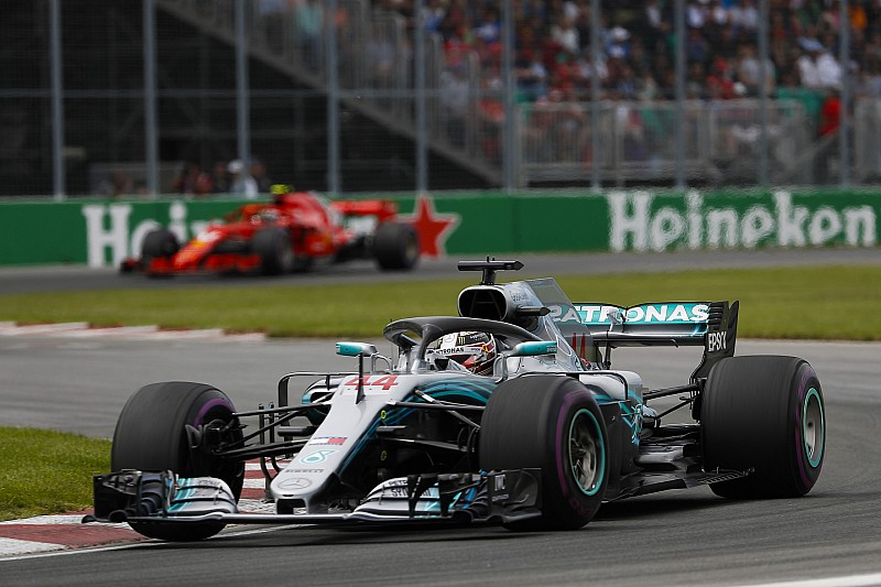 Kühlprobleme: Mercedes bangte um Lewis Hamiltons Motor