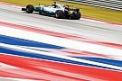 F1 F1アメリカ:FP2はハミルトン首位。フェルスタッペンが0.3秒差で2番手