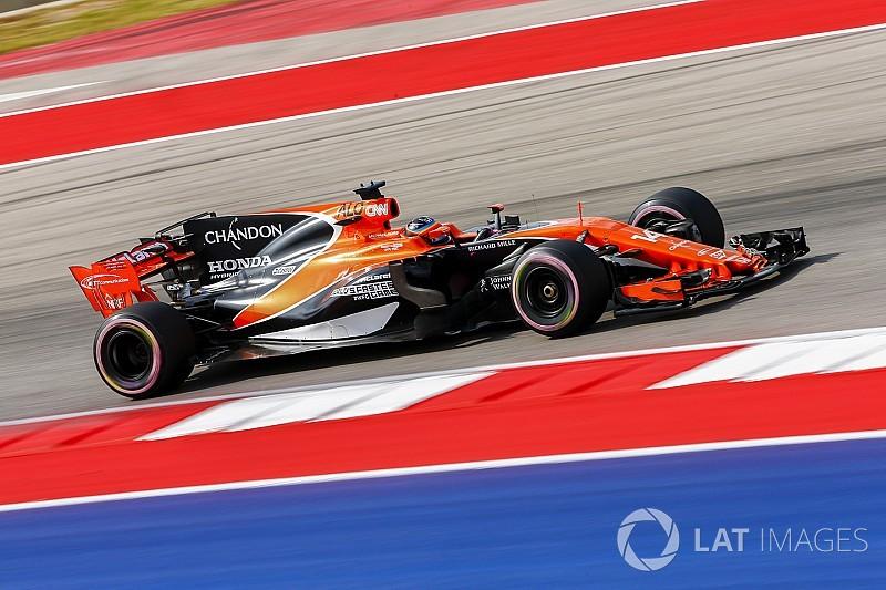 Новое переднее крыло McLaren вселило в Алонсо надежду на 2018-й
