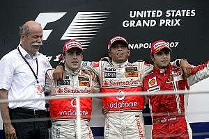 Формула 1 Важливі новини Колишній механік McLaren: У 2007-му вони хотіли перемоги Хемілтона