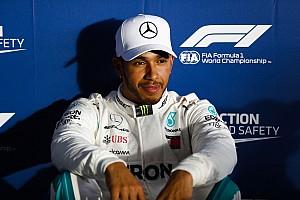 Fórmula 1 Noticias Hamilton: Las 9 décimas para ganar  la pole, no se relacionan al motor