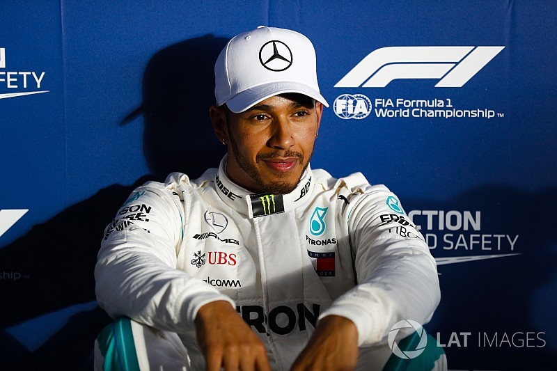 Hamilton: Las 9 décimas para ganar  la pole, no se relacionan al motor
