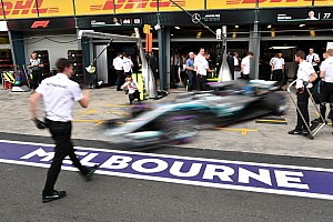 Відео: як Боттас вщент розбив Mercedes у кваліфікації
