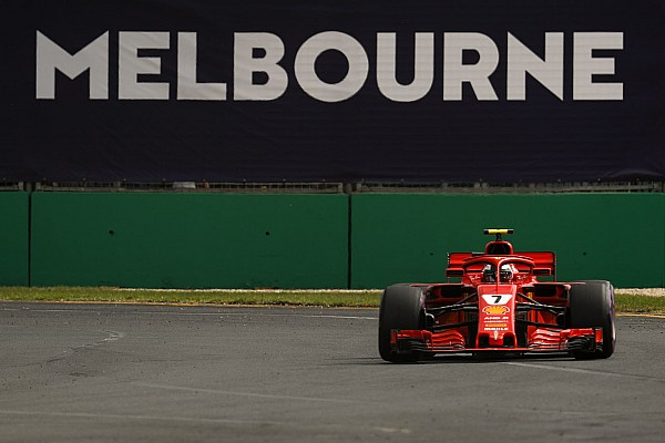 Formel 1 Ergebnisse Ergebnis: Formel 1 Melbourne 2018, Qualifying