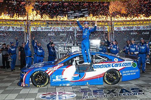 NASCAR All-Star-Race: Kyle Larson triumphiert bei heißer Texas-Premiere