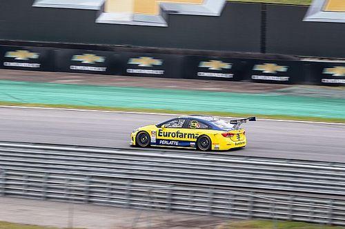 Stock Car: Félix da Costa vence em Interlagos em corrida com acidente assustador de Di Mauro