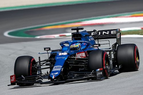 Alonso: Mijn 100% is nog niet genoeg om Ocon te verslaan