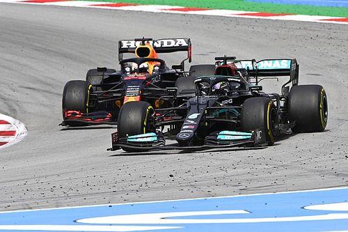 """""""Une question de temps"""" pour que Verstappen et Hamilton s'accrochent?"""