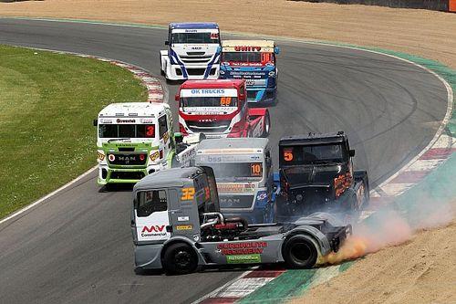 British Trucks and Pickups produce thrills and spills