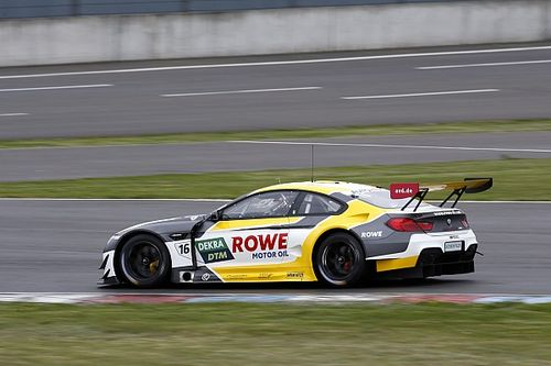 Glock getting to grips with 'Space Drive' system in DTM