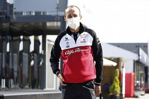 Alfa Romeo Turunkan Kubica di FP1 GP Styria