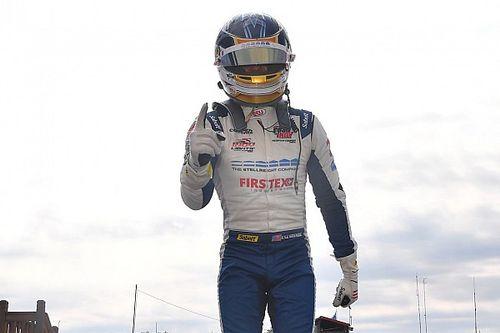 Indy Lights Laguna Seca: Kirkwood dominates again for ninth win