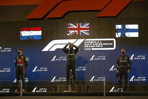 Update Klasemen F1 2021 Usai GP Bahrain: Sinyal Duel Sengit