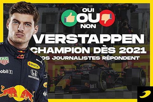 Débat - Verstappen peut-il remporter son premier titre cette année ?