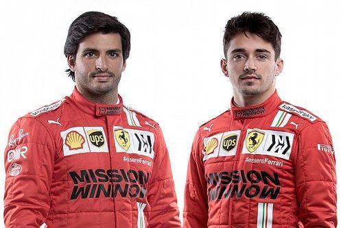 Ferrari, 2021 F1 takımını tanıttı!