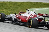 Alfa Romeo, C41 ile ilk testi başarıyla tamamladı