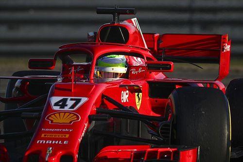 Ferrari: Mick Schumacher si avvicina a Leclerc e Sainz