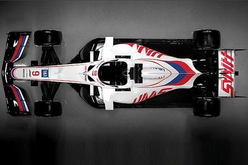 Haas F1 explique sa livrée aux couleurs de la Russie