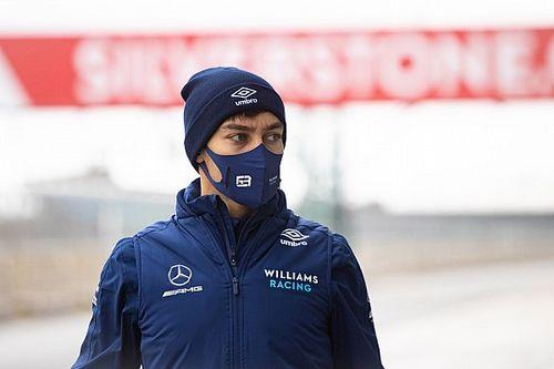 Russell: Mercedes no me ha prometido un asiento para 2022