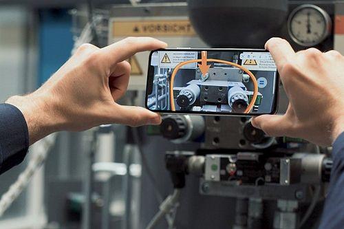 Cómo Mercedes quiere sacar ventaja en la F1 con la realidad aumentada