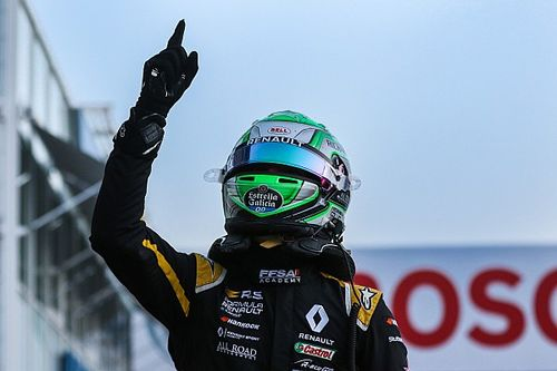 Formula Renault: Collet dall'altare alla polvere a Hockenheim