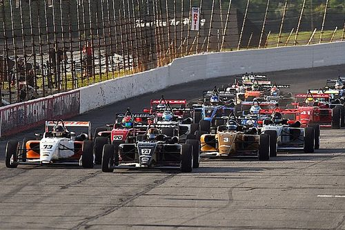 Guaranteed graduation for IP2000 and USF2000 champions