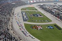 Texas NASCAR Cup race postponed yet again