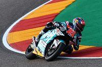 Moto2, Aragon, Libere 3: Di Giannantonio primo con record!