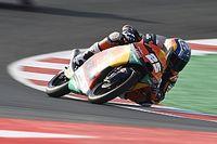 Moto3, Misano 2: Fernandez in pole rovina la festa italiana