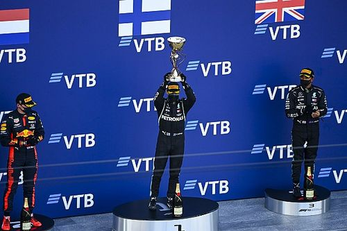 TABELA F1: Bottas reduz vantagem mas Hamilton segue líder após GP da Rússia; briga pelo quarto lugar esquenta