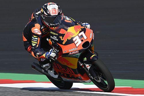 Moto3 star rookie Acosta set for 2024 MotoGP promotion