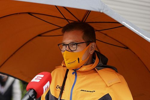 McLaren: Могли заставить Норриса заехать на пит-стоп