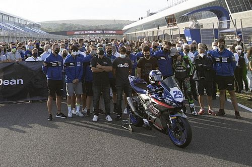 Report SBK: Jerez ricorda il lato oscuro del motociclismo