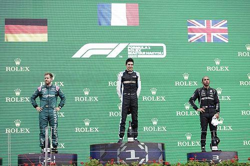 Kolejna zmiana wyników GP Węgier