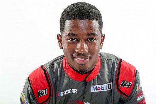 Rajah Caruth Resmi Jadi Pembalap Part-time NASCAR Xfinity